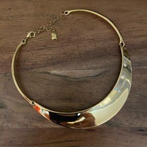 Lauren Ralph Lauren Gold Collar Necklace
